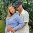 Filha de Virgínia Fonseca e Zé Felipe, Maria Alice está prester a nascer
