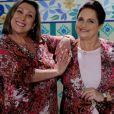 Bárbara Bruno caracterizada para a novela infantil 'Cúmplices de um Resgate'