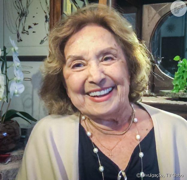 Eva Wilma é diagnosticada com câncer