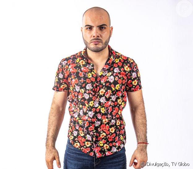 Áries é o signo de Mahmoud Baydoun, de 'No Limite'