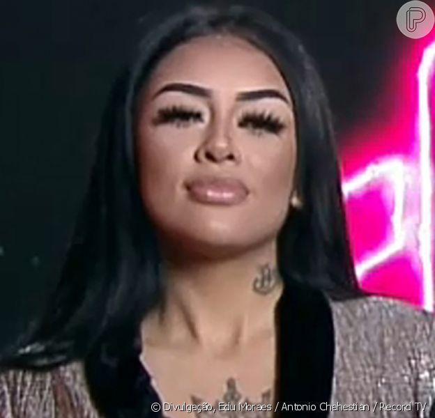 No 'Power Couple', Fernanda Medrado tem semelhança física comparada com MC Mirella