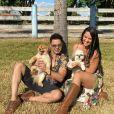 Zezé Di Camargo e Graciele Lacerda não comentaram sobre a cirurgia em suas redes sociais