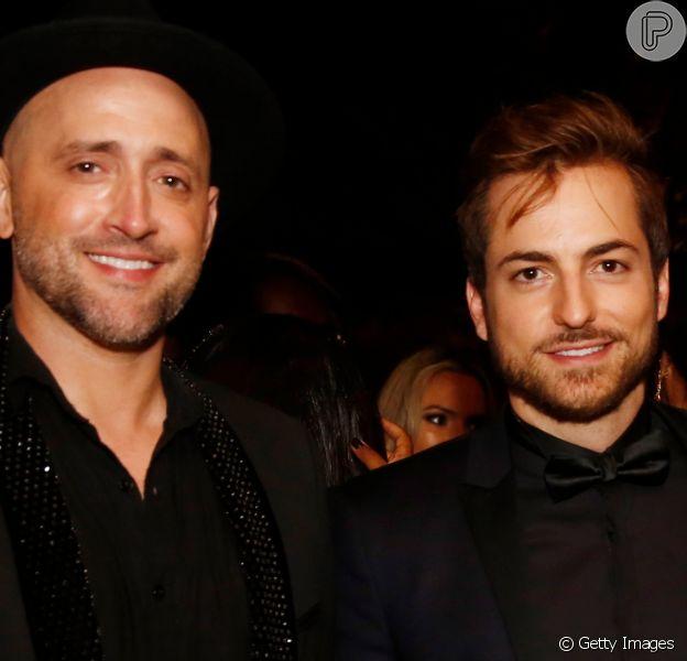 Marido de Paulo Gustavo, Thales Bretas recorda dia de casamento com ator: 'Celebrado lindamente'