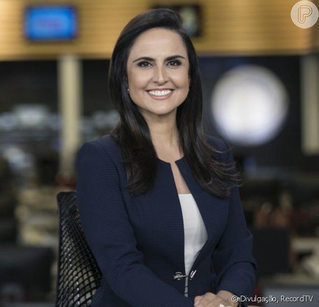 Carla Cecato, jornalista da RecordTV, se pronunciou após ser desligada da emissora após 16 anos: 'Uma nova fase começa agora!'