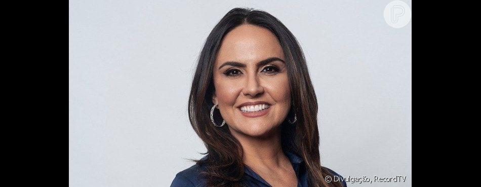 Carla Cecato ganhou mensagens de apoio e torcida após deixar a RecordTV