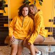 Sasha Meneghel e João Figueiredo receberam mensagens carinhosas de amigos famosos