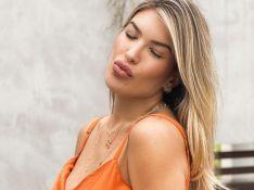 Lorena Improta comemora 21 semanas de gravidez e revela: 'Neném mexendo bastante'