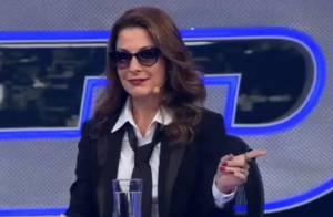 Ana Paula Padrão substitui Marcelo Tas no 'CQC' e divide opiniões de internautas