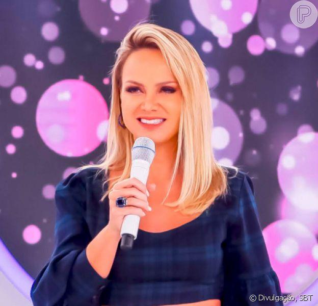 Eliana apareceu em alta em pesquisa feita pela Globo para assumir tardes de sábado em 2022, diz o programa 'TV Fama'