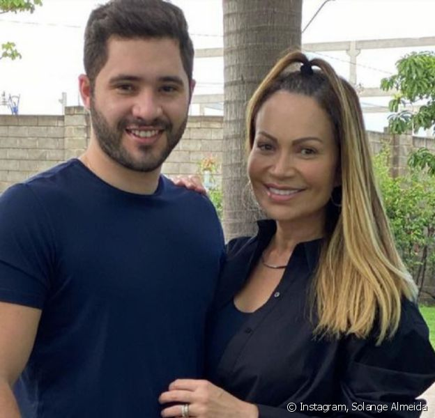 Solange Almeida está tentando gravidez do 5º filho após se casar com Monilton Moura