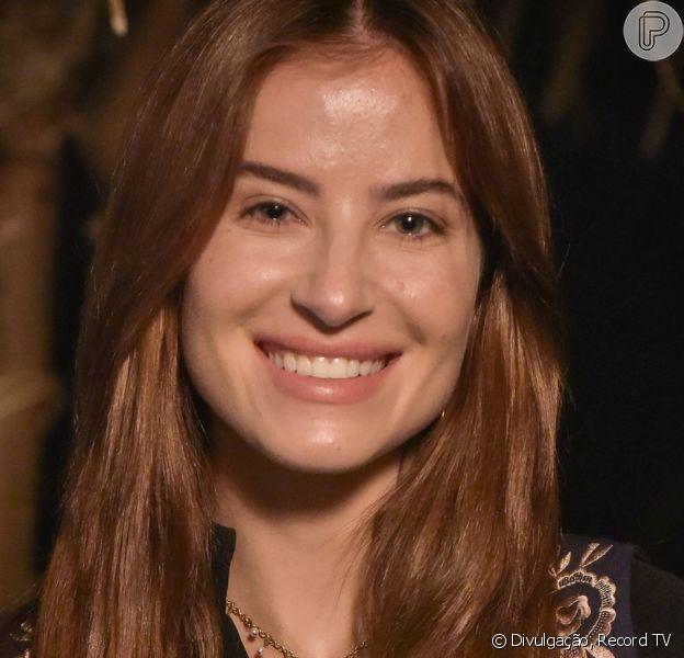Rebeca da novela 'Gênesis', Bárbara França festeja nova parceria com Guilherme Dellorto após 'Amor Sem Igual': 'Feedback muito positivo do trabalho que fizemos'