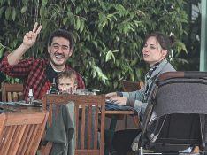 Fofo! Filho de Marcos Veras rouba a cena em saída com a família. Veja fotos!