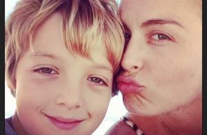 Angélica comemora aniversário do filho, Joaquim, e declara seu amor no Instagram