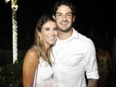 Rebeca Abravanel e Alexandre Pato trocam declarações no 2º aniversário de casamento