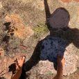Giovanna Ewbank mostrou a parte externa de sua casa em Portugal