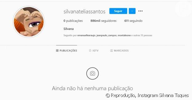 Instagram da mãe de Larissa Manoela em 4 de julho de 2021