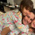 Malvino e Kyra já são pais de outras duas meninas, Kyara e Ayra