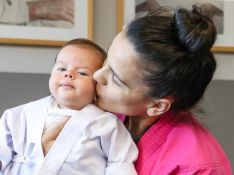 Filho de Malvino Salvador e Kyra Gracie é diagnosticado com bronquiolite e vai parar no CTI. Saiba!