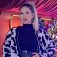 Virgínia Fonseca vem reparando na mudança do corpo após o parto da filha, Maria Alice