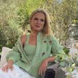 Eliana é cotada para substituir Luciano Huck na TV Globo