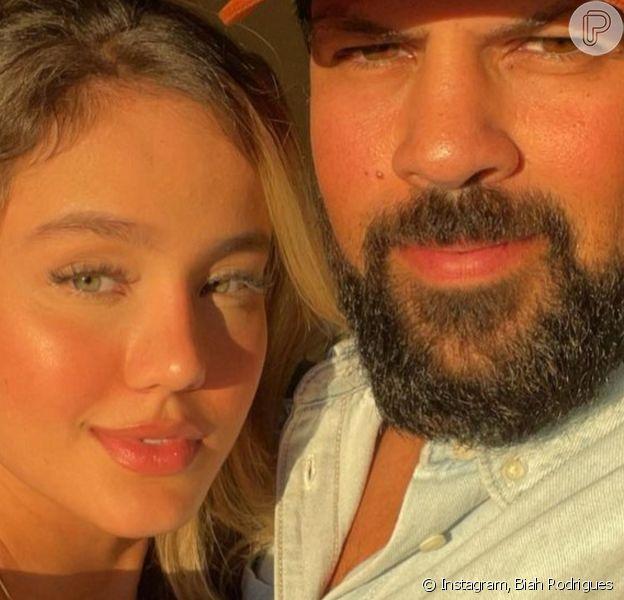 Biah Rodrigues revelou nome da filha com Sorocaba: 'Fernanda'