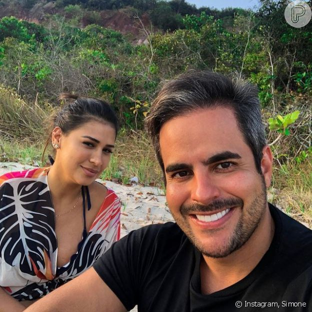 Simone e marido Kaká Diniz revelam detalhes da vida íntima do casal