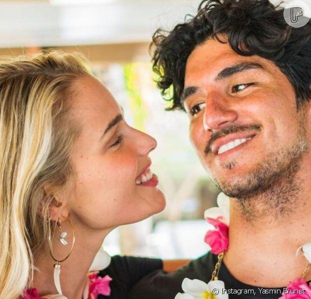 Yasmin Brunet foi vetada de ir à Olimpíada por suposta gravidez, diz o colunista Leo Dias em 20 de julho de 2021