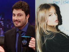 Danilo Gentili alfineta Luísa Sonza citando Anitta e Whindersson e web se revolta: 'Machista'