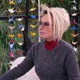 Ana Maria Braga ficou afastada da TV por duas semanas enquanto se tratava de Covid