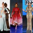 A cantora Jennifer Lopez é leonina e ama vestidos exuberantes