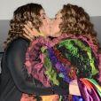 Daniela Mercury e Malu Verçosa são casadas desde 2013 e sempre celebram seu amor na web e por onde passam