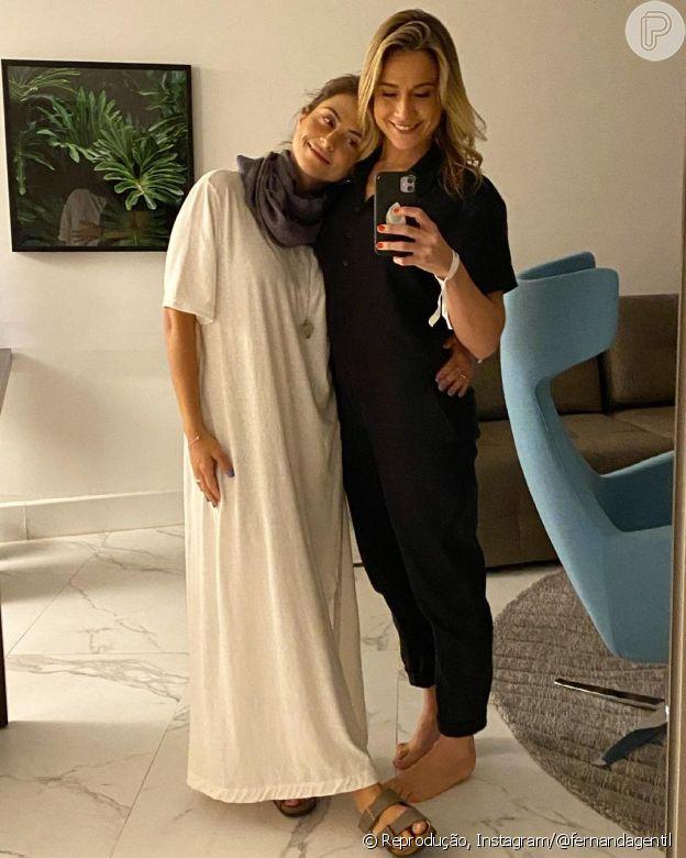 Fernanda Gentil é casada com a jornalista Priscila Montandon
