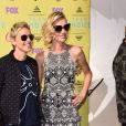A apresentadora Ellen DeGeneres é casada com Portia De Rossi