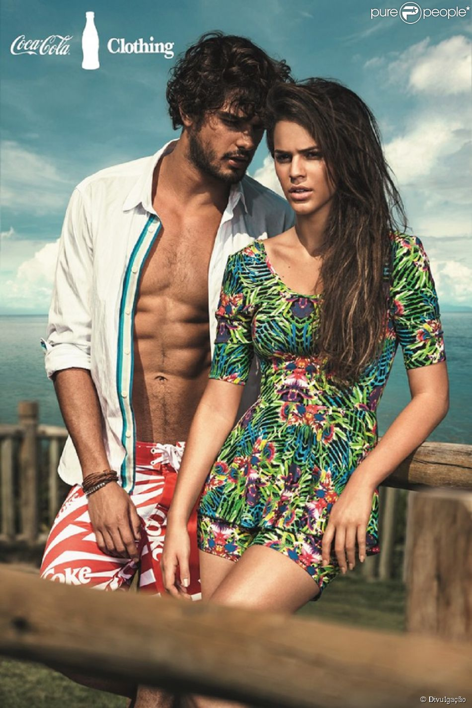 Bruna Marquezine and Marlon Teixeira dated in 2014 till 2015