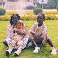 Giovanna Ewbank abriu o jogo sobre a vida com os filhos, Títi, Bless e Zyan