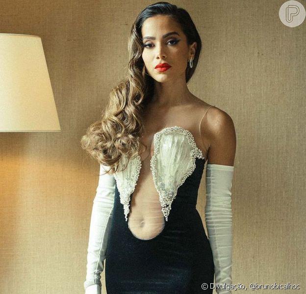 Anitta está prontíssima para o VMA 2021!