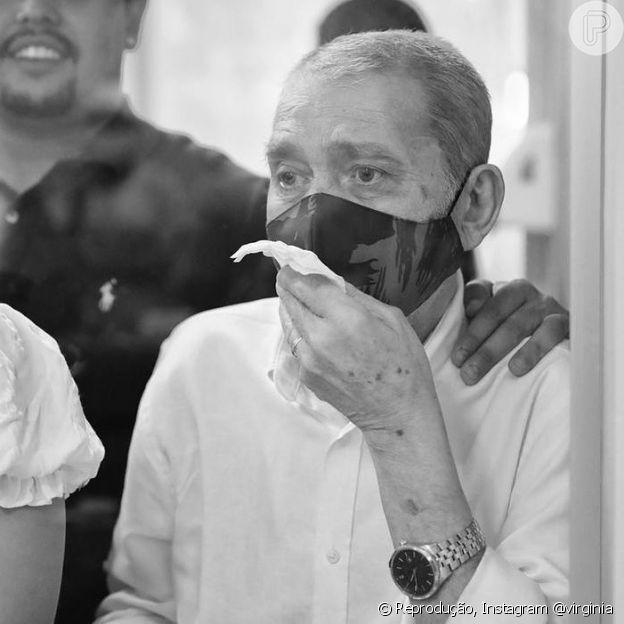 Virgínia Fonseca anunciou o falecimento de seu pai