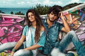 Bruna Marquezine já conhece mãe de novo affair, o modelo Marlon Teixeira