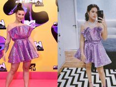 1 peça, 3 estilos! Bianca Andrade usa vestido já escolhido por Maisa e Galisteu para premiação