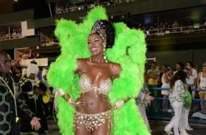 Viviane Araújo e Cris Vianna vão gravar cenas de 'Império' no Carnaval do Rio