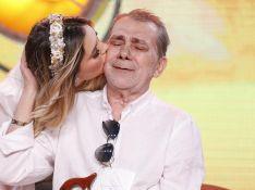 Virginia Fonseca posta homenagem um mês após morte do pai: 'Para sempre comigo'