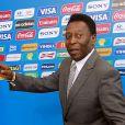 Pelé deu entrada no hospital no último dia 12 de novembro apresentando fortes dores abdominais