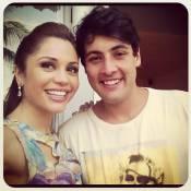 Bruno De Luca e a ex-BBB Maria Melilo formam o mais novo casal de famosos