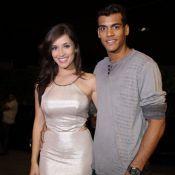 Marcello Melo Jr. viaja com a namorada após vencer o 'Dança dos Famosos'