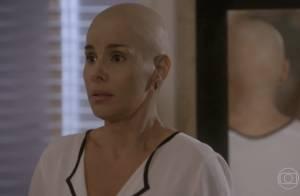 'Malhação': fãs elogiam no Twitter cena em que Jade descobre que mãe está careca