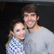 Kaká e Carol Celico entram em guerra judicial por causa de divórcio