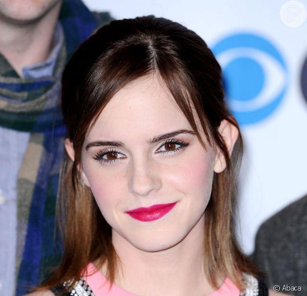 Emma Watson pode ser Anastasia Steele de 'Cinquenta Tons de Cinza', em 15 de março de 2013