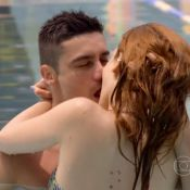 Sophia Abrahão exibe boa forma de biquíni na novela 'Alto Astral' e é elogiada