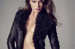 Isabeli Fontana posa sem roupa para revista espanhola