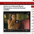 E a repercussão foi internacional! A cena ganhou destaque na mídia da Espanha, onde mora Neymar